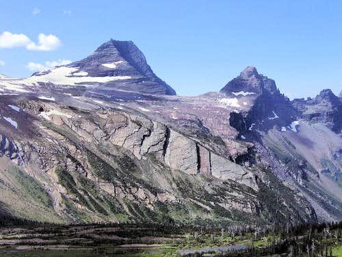 Edwards Mountain, Little Matterhorn