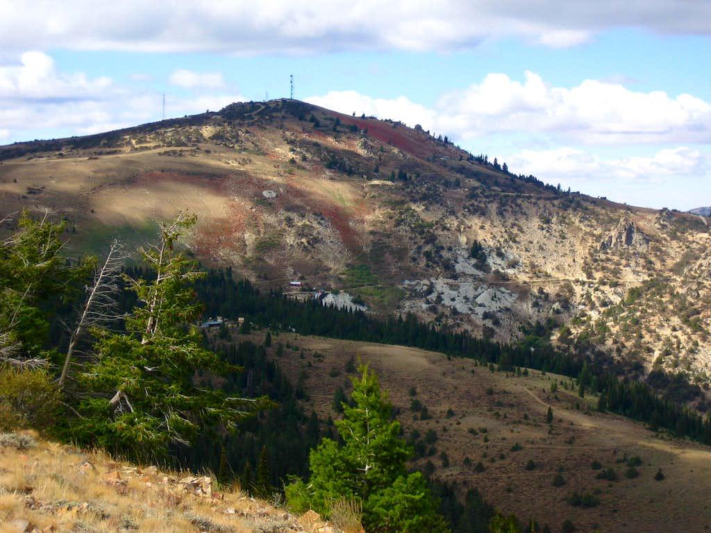 War Eagle Mountain