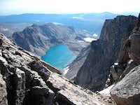 Cliffs off Cloud Peak