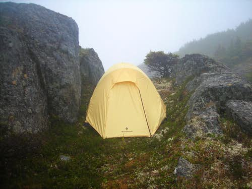 Mount Jumbo Summit