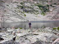 Lost Wilderness Lake