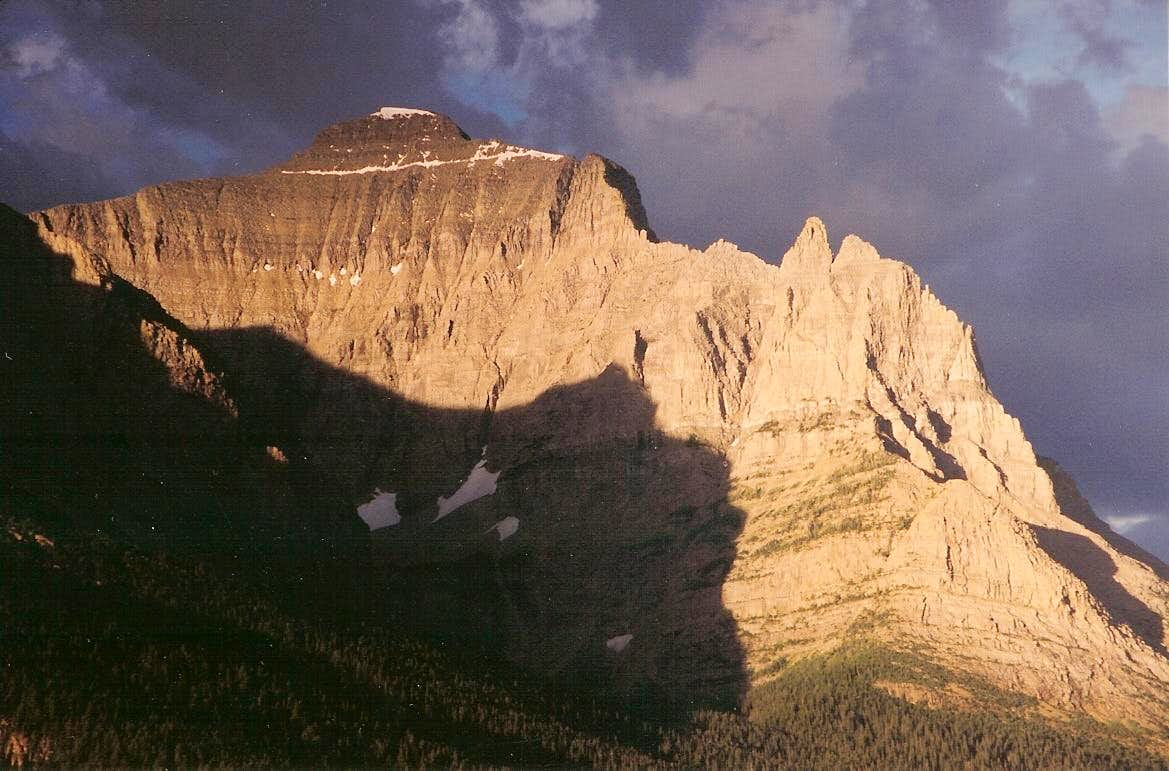Little Chief Mountain