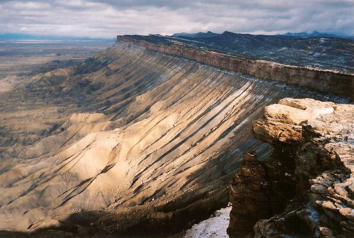 Book Cliffs Roadless Book Cliffs