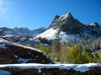 Monte Cristo & Sundial come into view