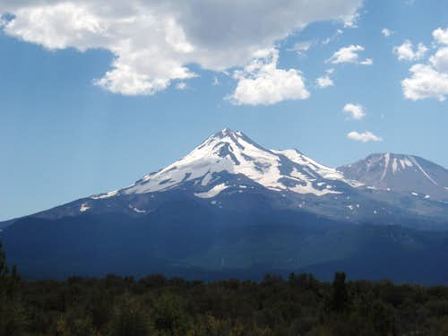 Shasta\'s East Side