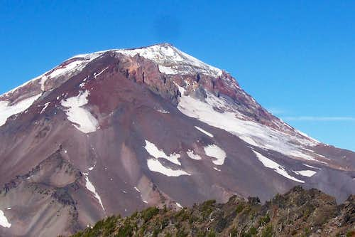 The South sister.
