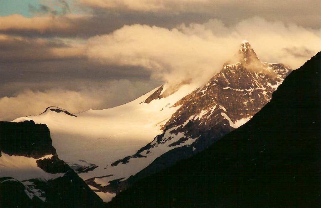 Dawn, Canadian Rockies
