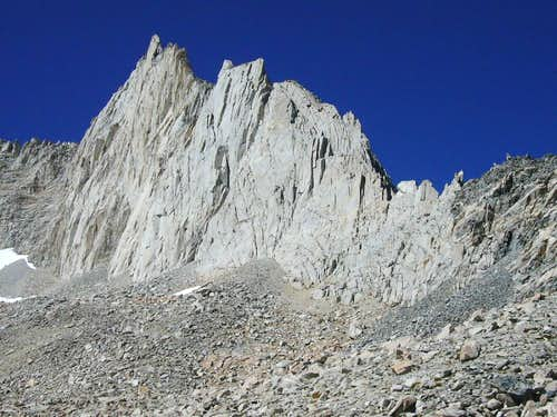South Face of BCS