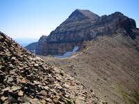 Timp Saddle & Peak