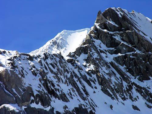 Il Monte Bianco di Courmayeur