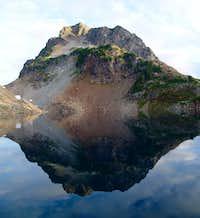 Reflection shot...