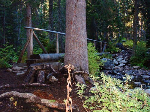 Camas Creek Bridge