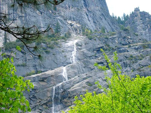 Yosemite Microfalls
