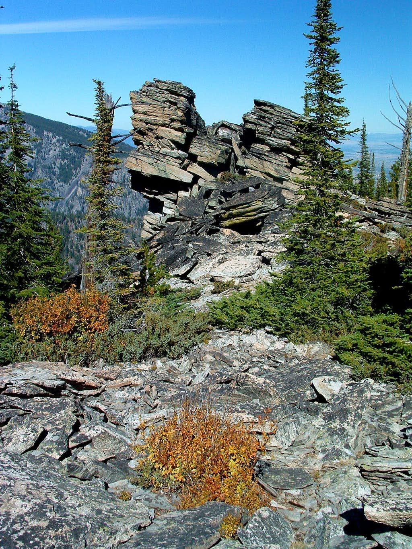 Raven Rocks Overlook