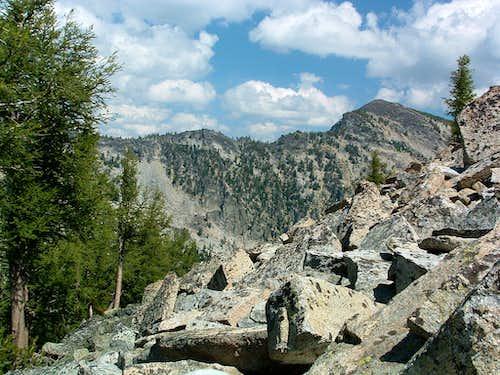 Double Routes on Ward Mountain