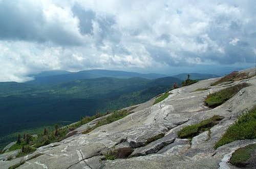 From Mt. Cardigan (7/12/03).
