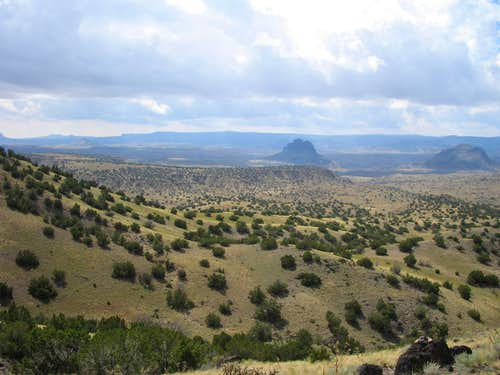Cabezon Wilderness Study Area