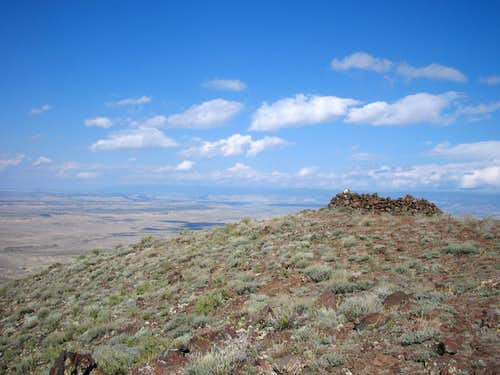 Summit of Cabezon