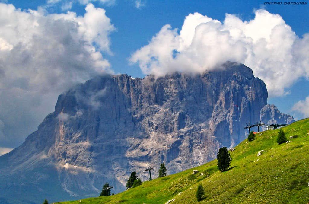 Sassolungo(3182m)