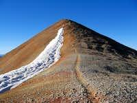 Summit of Redcloud Peak from...