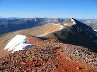 Sunshine Peak and the...