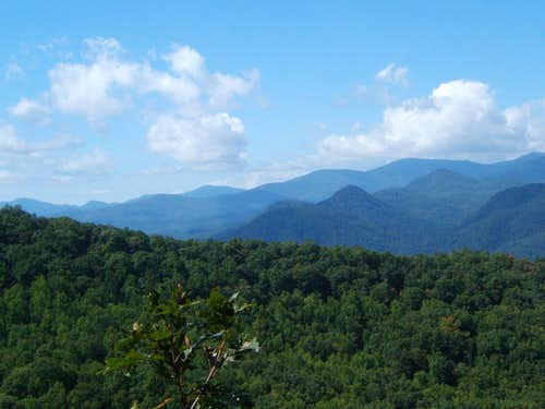 Nantahala Overlook