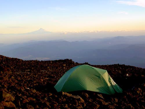Mt. Adams High Camp