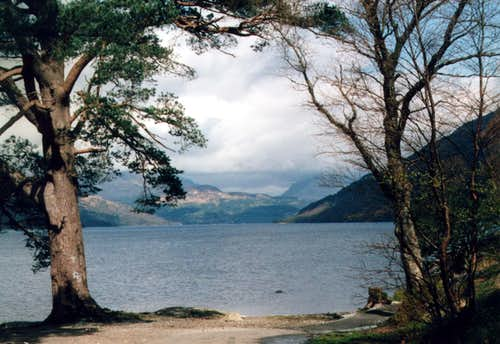 The bonny bonny banks of Loch Lomond