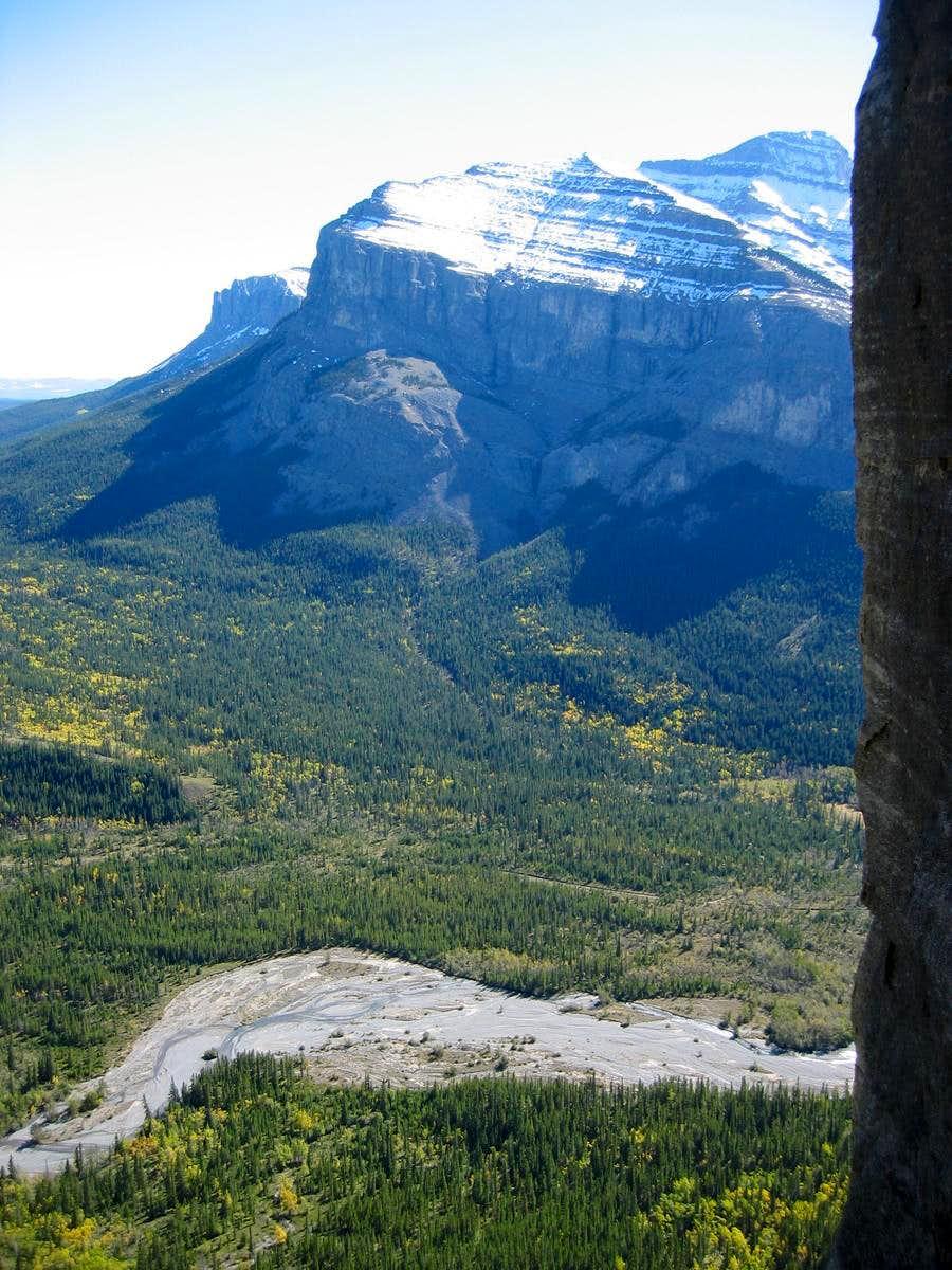 Nice view from Bonanza
