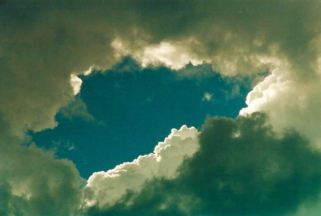 The Wild Montana Sky