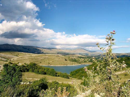 Lebrsnik and Klinje lake