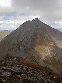 View of Adams looking East...