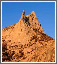 Cathedral Peak summits