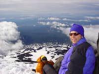 Piker's Peak (approx. 11,500...