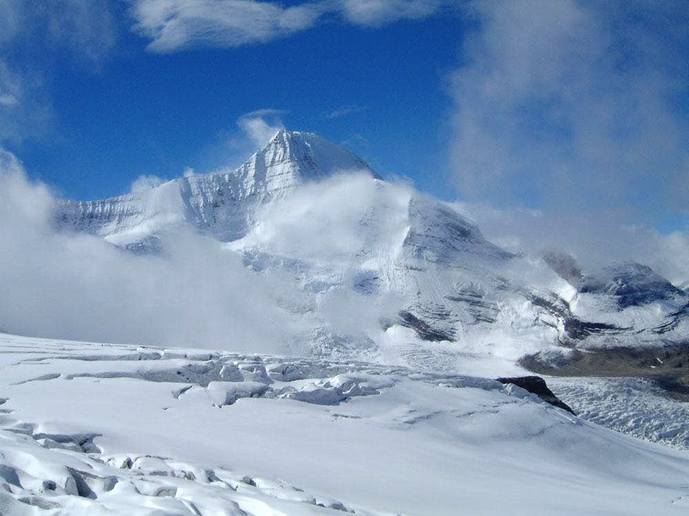 Majestic Mount Robson