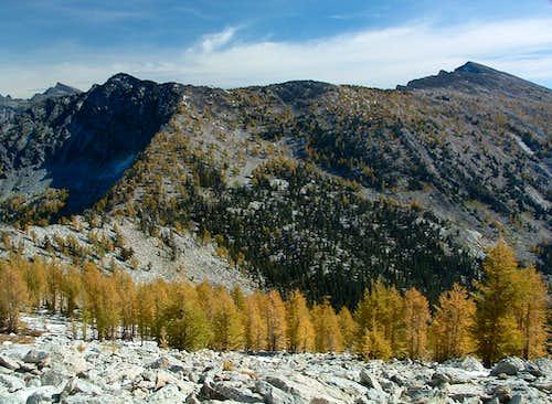 Boulder Peak West Ridge