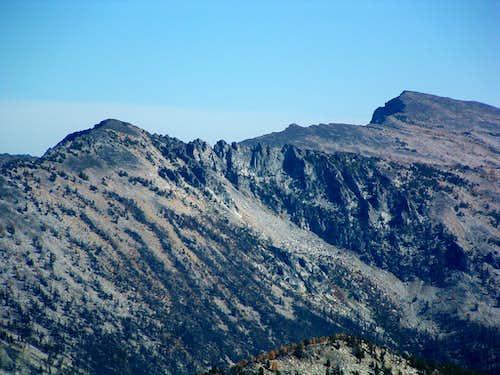 Bare & Boulder Peaks