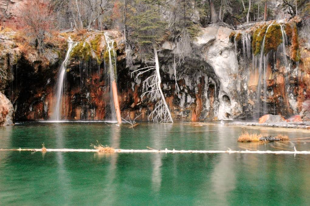 Hanging Lake, National Natural Landmark