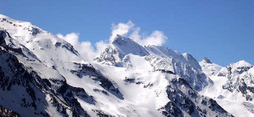 La Grande Rousse (3607 m)