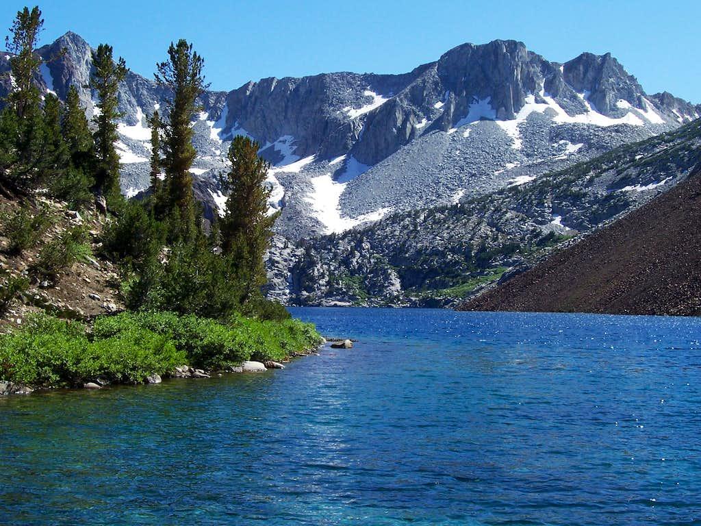 Dorothy Lake Aug 2006