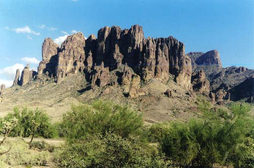 Superstition Mtns