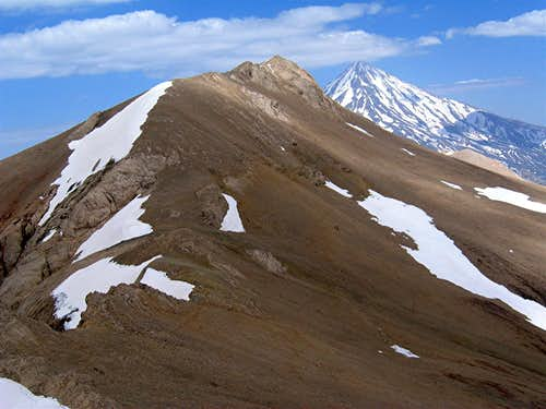 Summit & Damavand