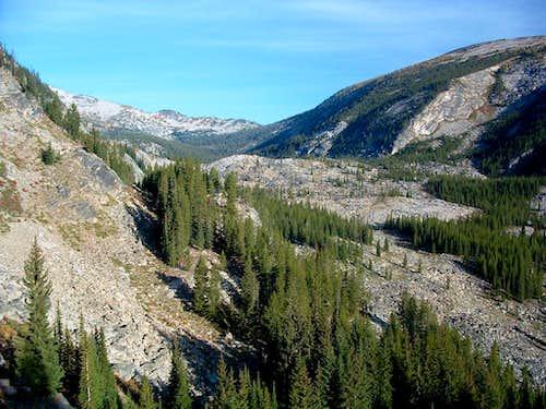 Bare Peak's Northeast Ridge