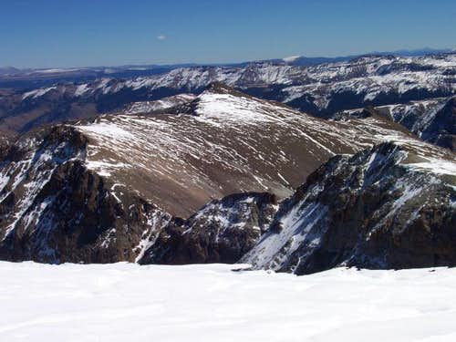 Ridge to PT 13,795