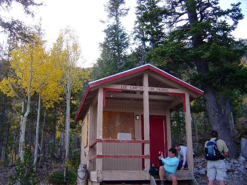 Ski Patrol House