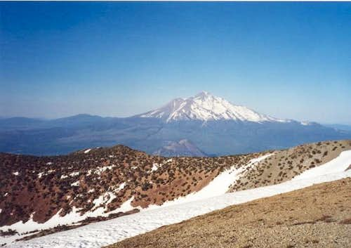 Mt. Shasta (& Black Butte...