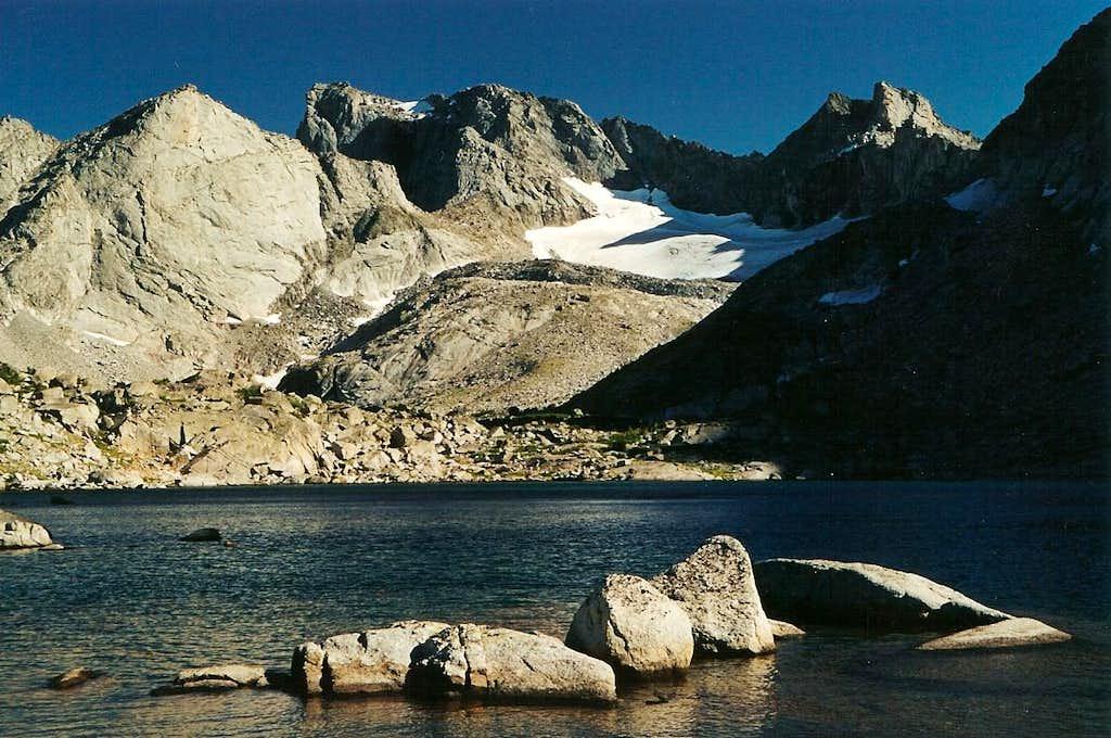 Lower South Fork Lake