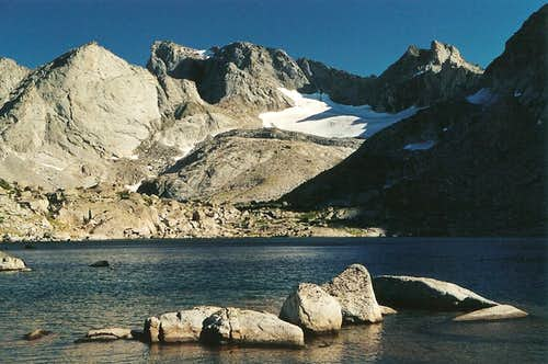 Lower South Fork Lake