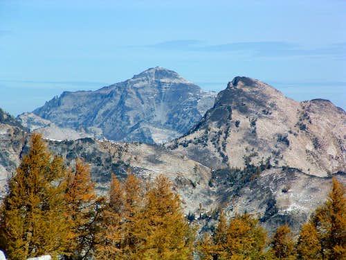 El Capitan from Bare Peak