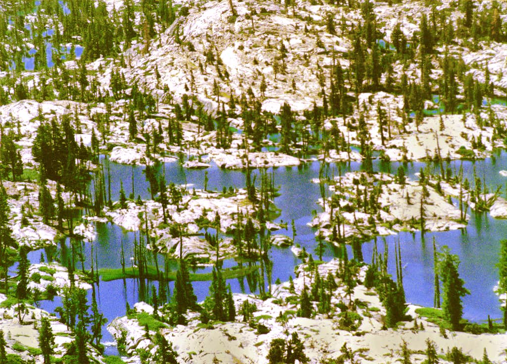 Desolation Wilderness Area